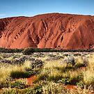 Uluru ( Ayers Rock) by bowenite