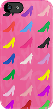 Barbie Shoes by MeteorMuse