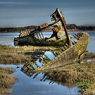 Relics of a seafaring age by TheWalkerTouch