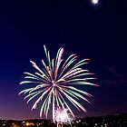 Fireworks - Port Lincoln Tunarama 2012 [2 of 6] by Ben Scholz