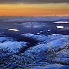 Southern Alps by Linda Cutche