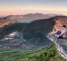 Grampians View by Shannon Rogers