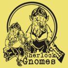 Sherlock Gnomes by Tracey Gurney