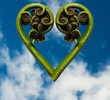 Happy Valentine's Day by Michael Treloar