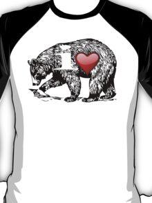 I LOVE BEAR T-Shirt