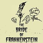 The Bride of Frankenstein by metrostation