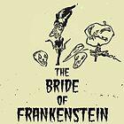The Bride of Frankenstein by metrostation
