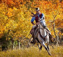 Fall in Wyoming by Janet Fikar