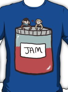 Sherlock, John, and Jam T-Shirt
