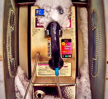 Frozen Contact   by DmitriyM