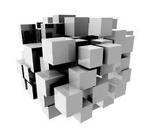 Cube by Honeyboy Martin