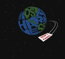 Mostly Harmless by Blayde
