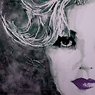 """Marilyn no9  """" Free Falling """" by LoveringArts"""
