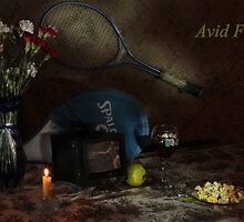 Tennis Season is Upon Us by FrankSchmidt