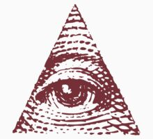 All seeing eye by electrosterone