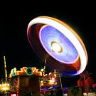 Fairground Spinner by Adam Dorman