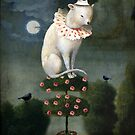Harlekin Cat by Catrin Welz-Stein
