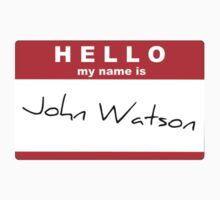 My Name is John Watson by jjangmiki