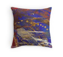 Sunset Blvd. Throw Pillow