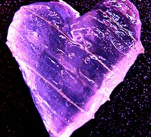 Purple heart by D. D.AMO