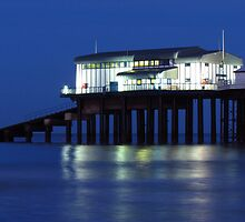Cromer Lifeboat Station by wiggyofipswich