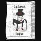 Refined Sugar Packet by WUVWA