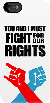 You And I Must Fight For Our Rights (Muse) by jezkemp