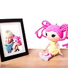 Me and my lalaloopsy by wendywoo1972