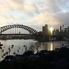 Sydney Silvery Morn 2 by Anthony Ogle