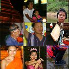 Thai Collage by RobsVisions