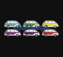 600 MULTIPLA  by karmadesigner