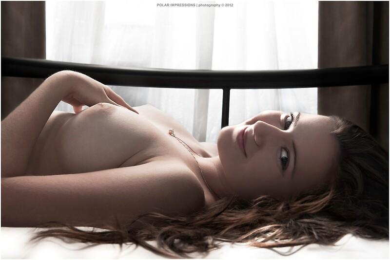 polar lights girl models nude