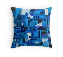 ANCIENT SYMBOLS Throw Pillow