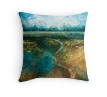 APPROACHING STORM II Throw Pillow