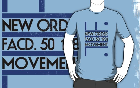 New Order by SJ-Graphics