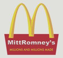Mitt Romney's by 72ndRedPenguin