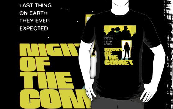 Night of the Comet by BUB THE ZOMBIE