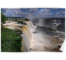 Iguassu Falls Poster