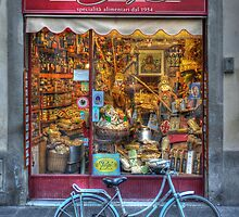 La Bottega by Keith Sutherland