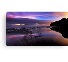 Subtleties of First Light Canvas Print