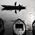 Riverboats by Mark Smart