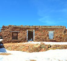 Old Building by Kathleen Struckle
