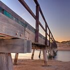 Onkaparinga Bridge by Aaron Viljoen
