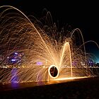 Fire by Pene Stevens