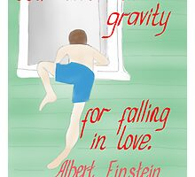Love, Einstein. by SWIM-ly