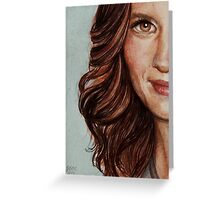 Beckett Greeting Card