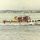&quot;Akarana&quot;, Pilot boat, New Zealand. by Roy  Massicks