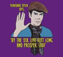 Yorkshire Spock by thekremlin