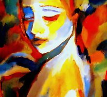 """Pensiveness"" by Helenka"