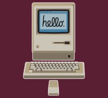 Apple Macintosh 1984 by thekremlin